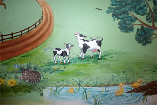 Play Centre Mural Art